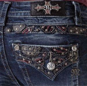 🌹Miss Me Jeans